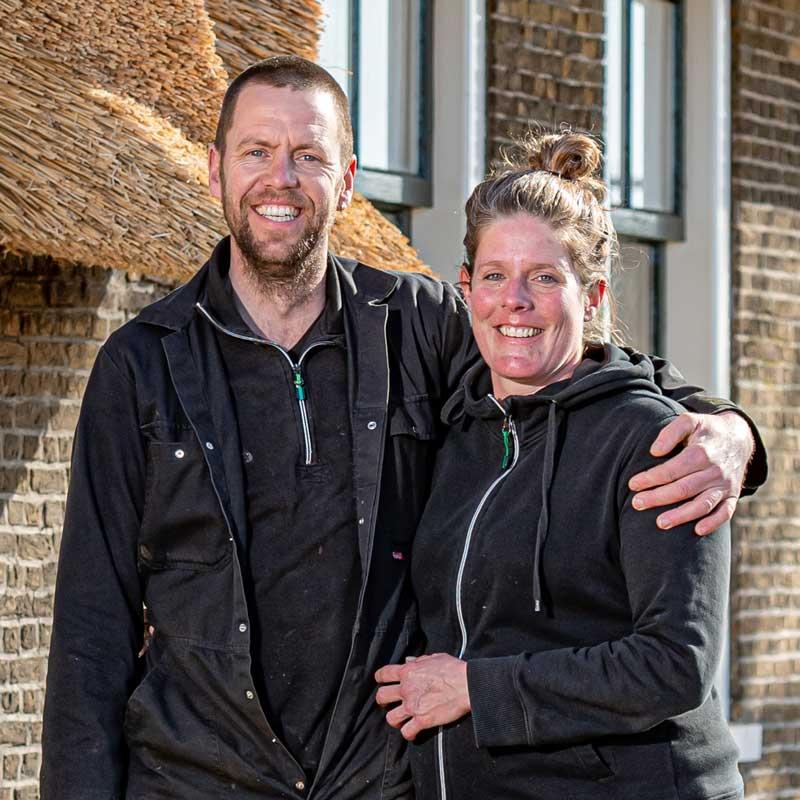 Niek en Willemijn Den Boer | De Twee Hoeven