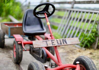 Het boerenleven | De Twee Hoeven